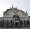 Железнодорожные вокзалы в Тымовском
