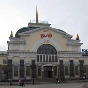 Железнодорожные вокзалы Тымовского